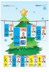 Kerstklankenkaart